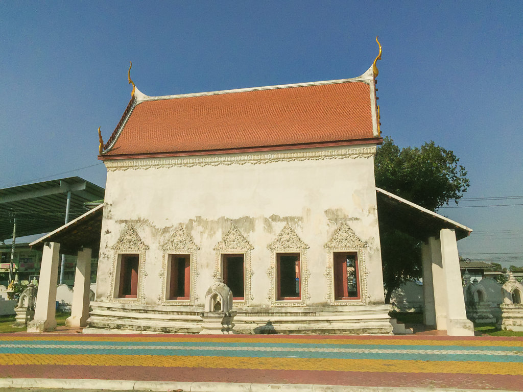 Old Temple Hall